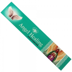 Green Tree Incense 15gms - Angel Healing