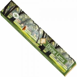 Green Tree Incense 15gms - Divine Lama