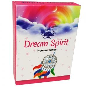 Green Tree Cones - Dream Spirit