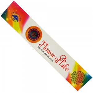 Green Tree Incense 15gms - Flower of Life
