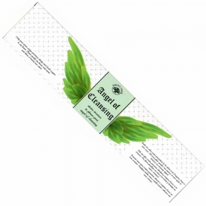 Green Tree Incense 15gms - Angel of Cleansing