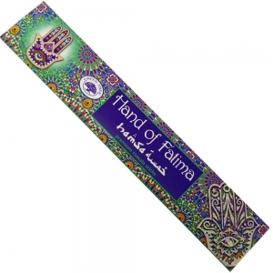 Green Tree Incense 15gms - Hands of Fatima