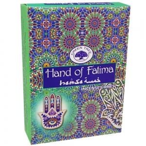 Green Tree Cones - Hands of Fatima