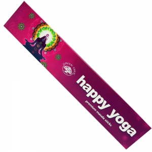 Green Tree Incense 15gms - Happy Yoga Incense