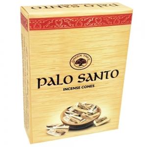 Green Tree Cones - Palo Santo