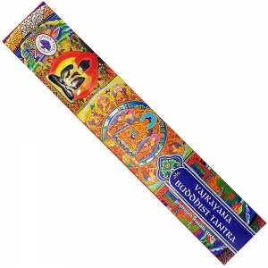 Green Tree Incense 15gms - Buddhist Tantra