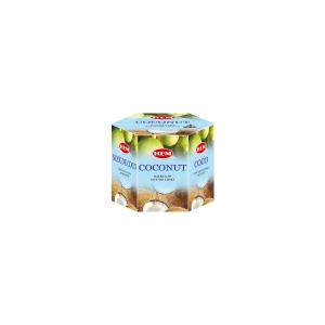 HEM BACKFLOW - Coconut Incense Cones
