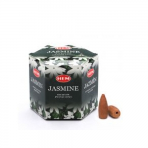 HEM BACKFLOW - Jasmine Incense Cones