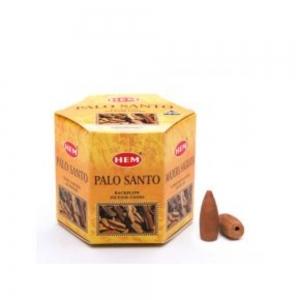 HEM BACKFLOW - Palo Santo Incense Cones