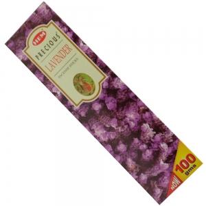 HEM BULK INCENSE - Precious Lavender 100gm
