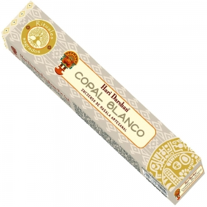 HD White Copal Incense 15gms