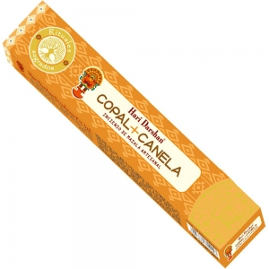 HD Copal Cinnamon Incense 15gms