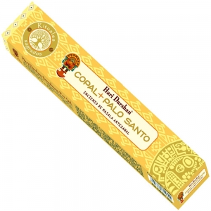 HD Copal Palo Santo Incense 15gms