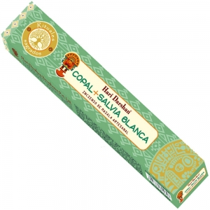 HD Copal White Sage Incense 15gms