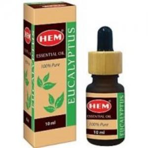 Hem Essential Oil - Eucalyptus 10ml