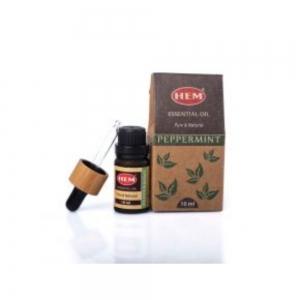 Hem Essential Oil - Peppermint 10ml