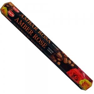 HEM Hexa - Amber Rose Incense