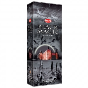 HEM Hexa - Black Magic Incense