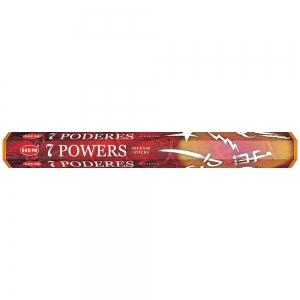 HEM Hexa - 7 Powers Incense