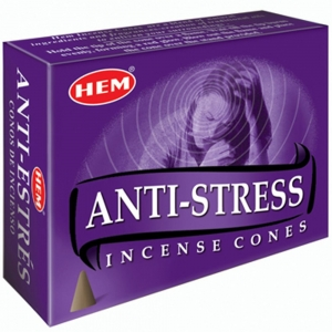 Hem Cone Incense -  Anti-Stress