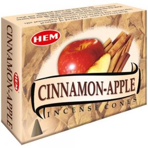 Hem Cone Incense -  Cinnamon Apple