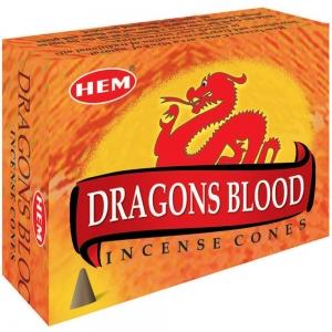 Hem Cone Incense -  Dragons Blood