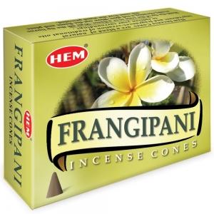 Hem Cone Incense -  Frangipani