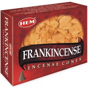 Hem Cone Incense -  Frankincense
