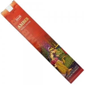 HEM MASALA - Amber Incense 15gms