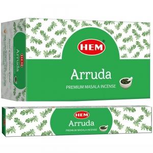 HEM MASALA - Arruda Incense 15gms