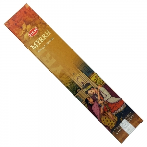 HEM MASALA - Myrrh Incense 15gms