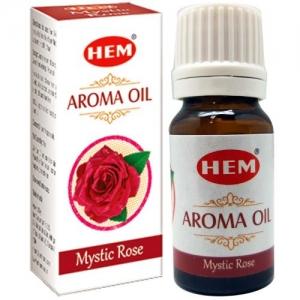 HEM FRAGRANT OIL - Rose 10ml