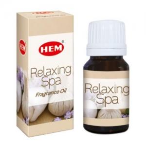 HEM FRAGRANT OIL - Relaxing Spa 10ml
