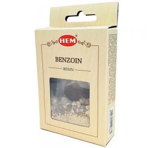 HEM RESINS - Benzoin Incense 30gms