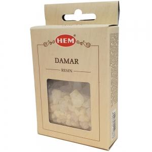 HEM RESINS - Damar Incense 30gms