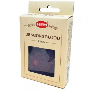 HEM RESINS - Dragon Blood Incense 30gms