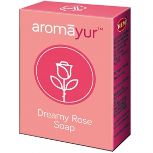 HEM SOAP - Dreamy Rose75gms