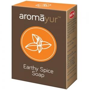 HEM SOAP - Earthy Spice 75gms