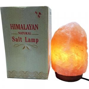 Himalayan Salt Lamp 4kg - 6kg