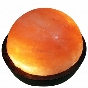 Himalayan Salt Dome Foot Lamp
