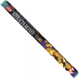 Hem Square Incense - Attracts Money