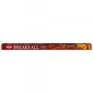 Hem Square Incense - Breaks All