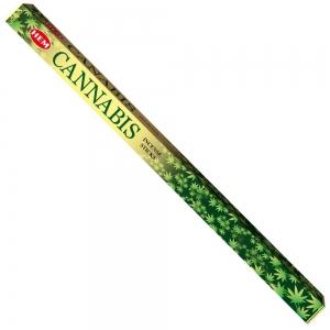 Hem Square Incense - Cannabis