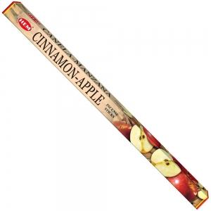 Hem Square Incense - Cinnamon Apple