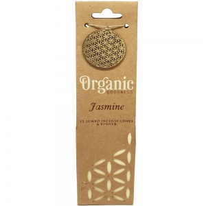 INCENSE CONES - ORGANIC GOODNESS Jasmine