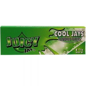 Juicy Jay's Cool Jay 1 1/4 Papers