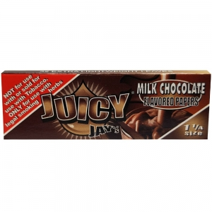 Juicy Jay's Milk Chocolate 1 1/4 Papers