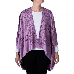 Dancing Shiva Kimono - Purple