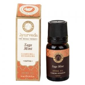 VEDA AROMA OIL 10ml - Kapha (Sage Mint)