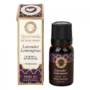 VEDA AROMA OIL 10ml - Tridosha (Lavender Lemongrass)